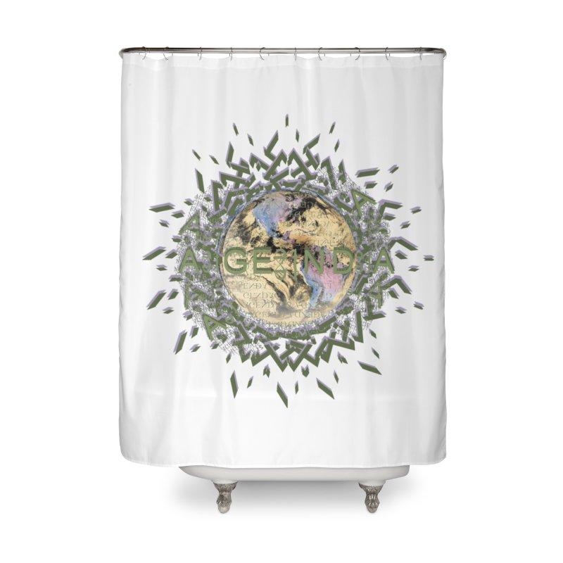 plain site Home Shower Curtain by tzarts's Artist Shop