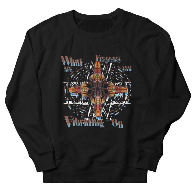 Frequency Women's Sweatshirt by tzarts's Artist Shop
