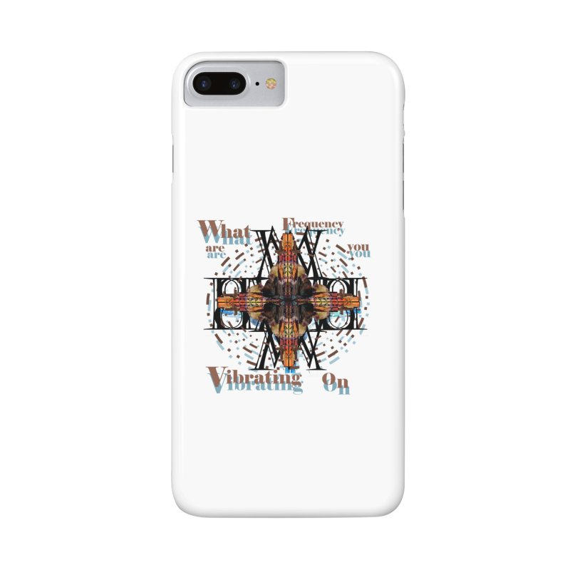 Frequency Accessories Phone Case by tzarts's Artist Shop