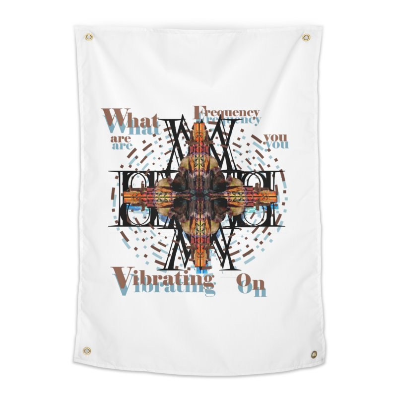Frequency Home Tapestry by tzarts's Artist Shop