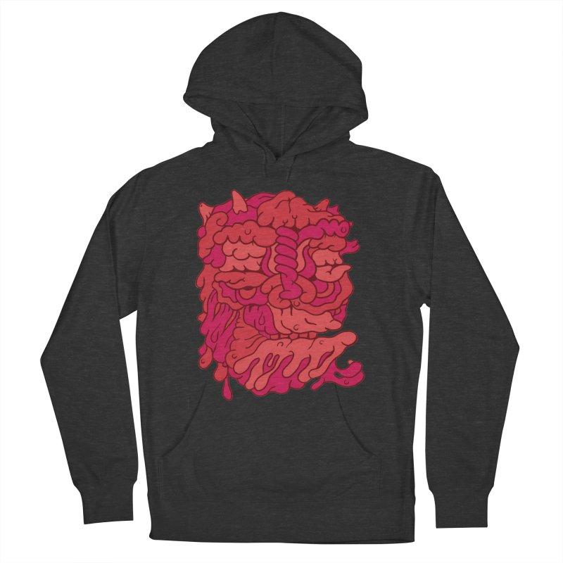 Head 173 Women's Pullover Hoody by uberkraaft's Artist Shop
