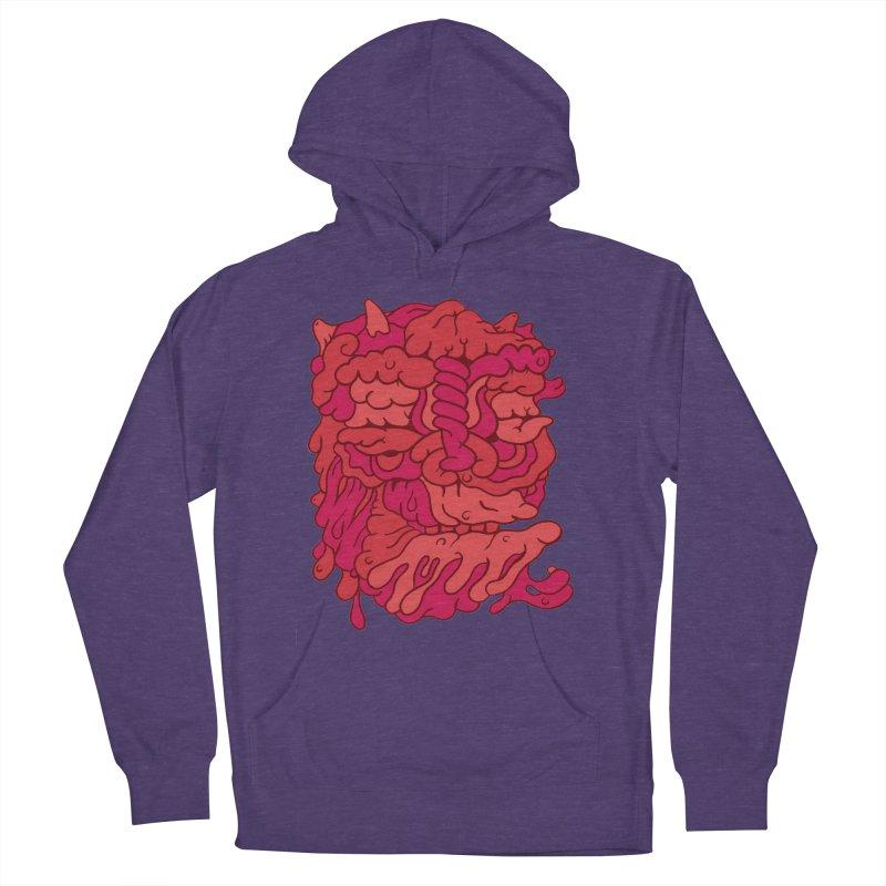 Head 173 Men's Pullover Hoody by uberkraaft's Artist Shop