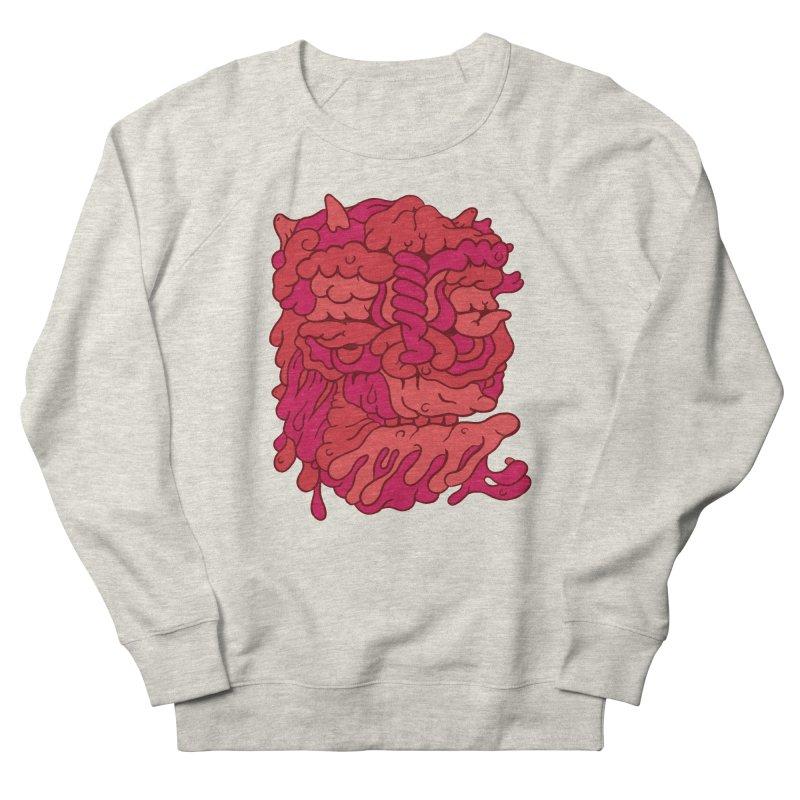 Head 173 Men's Sweatshirt by uberkraaft's Artist Shop
