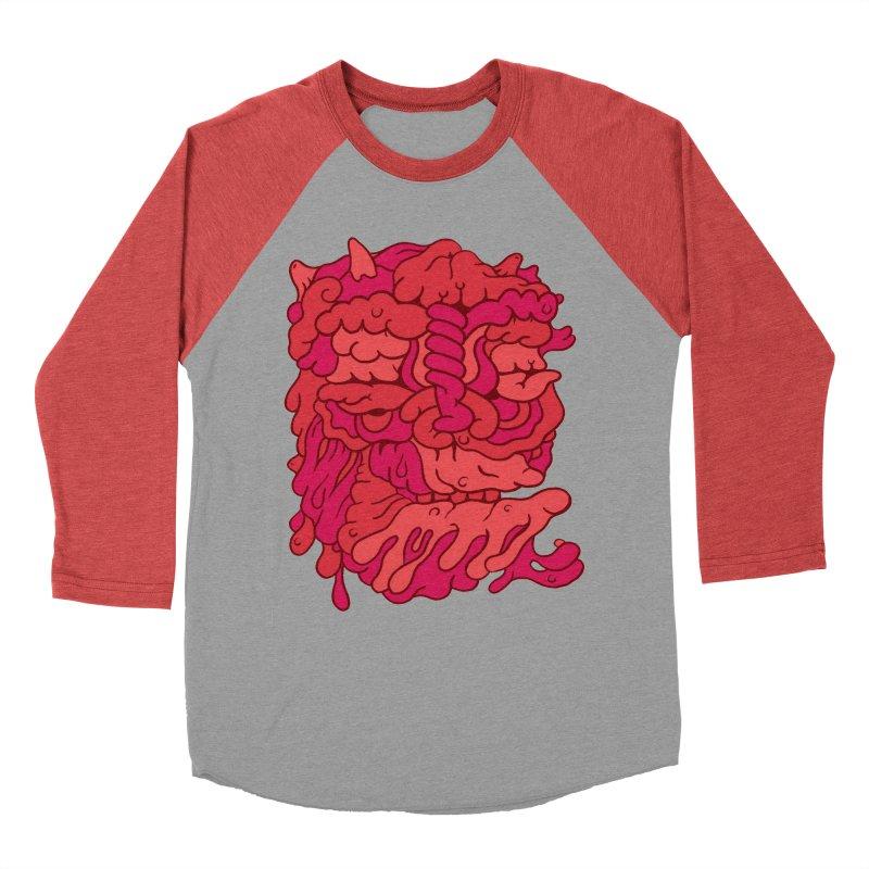 Head 173 Women's Baseball Triblend T-Shirt by uberkraaft's Artist Shop