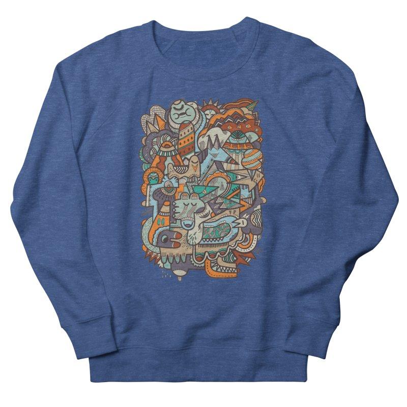 Punky dreamed of fairgrounds Men's Sweatshirt by uberkraaft's Artist Shop