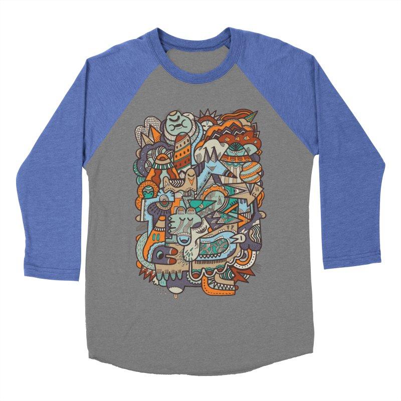 Punky dreamed of fairgrounds Women's Baseball Triblend T-Shirt by uberkraaft's Artist Shop
