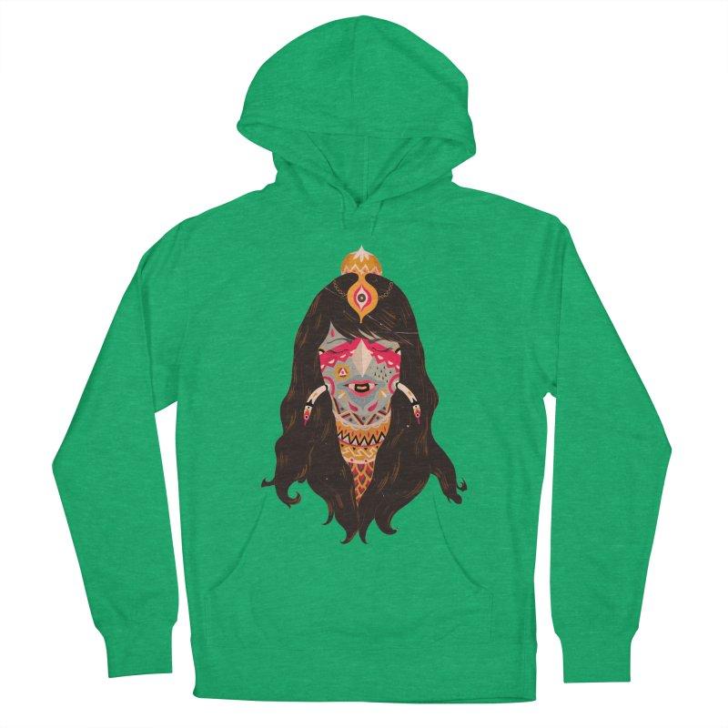 The witch of trees Men's Pullover Hoody by uberkraaft's Artist Shop