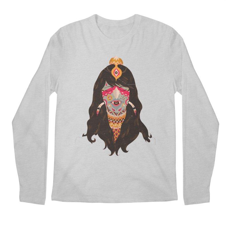 The witch of trees Men's Longsleeve T-Shirt by uberkraaft's Artist Shop