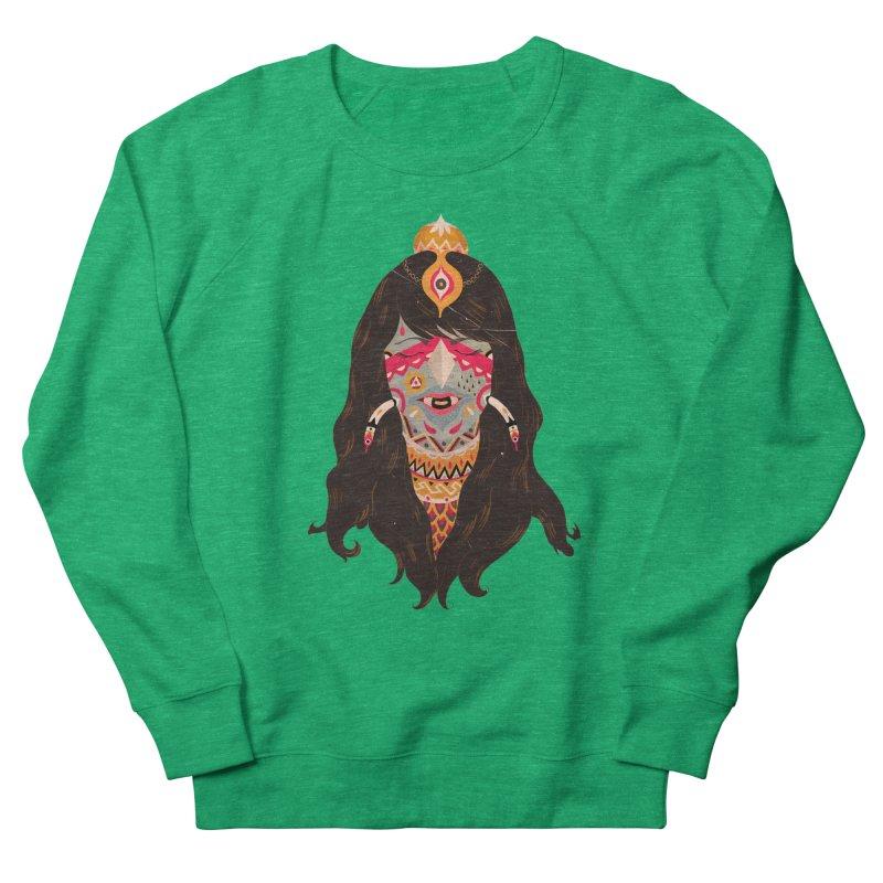 The witch of trees Women's Sweatshirt by uberkraaft's Artist Shop