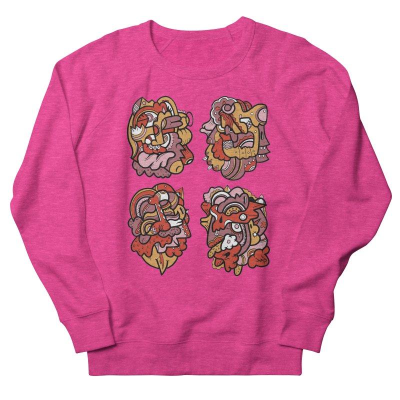 Fab Four Men's Sweatshirt by uberkraaft's Artist Shop