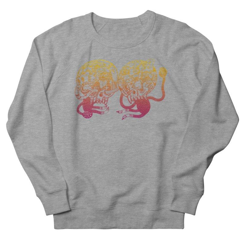 Otto und Marten Women's Sweatshirt by uberkraaft's Artist Shop