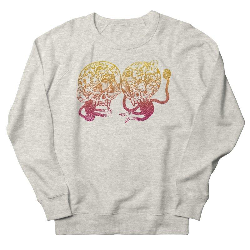 Otto und Marten Men's Sweatshirt by uberkraaft's Artist Shop