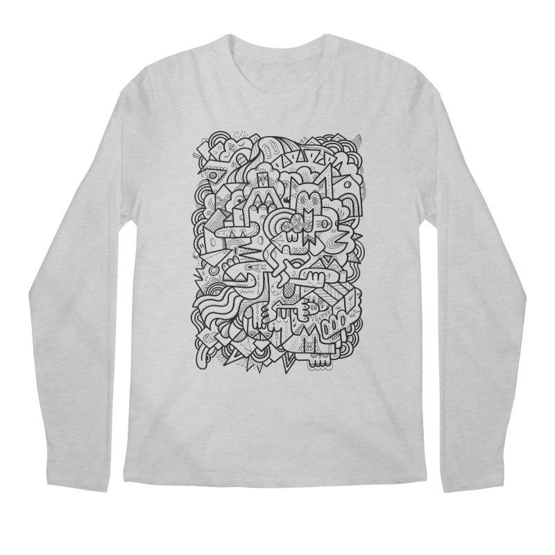 They might be Men's Longsleeve T-Shirt by uberkraaft's Artist Shop