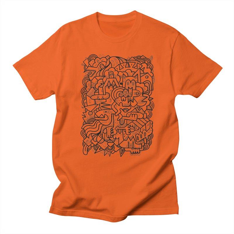 They might be Men's T-shirt by uberkraaft's Artist Shop