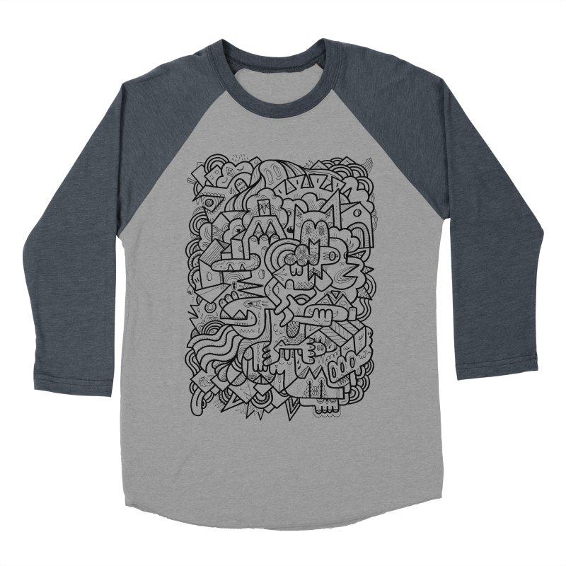 They might be Men's Baseball Triblend T-Shirt by uberkraaft's Artist Shop