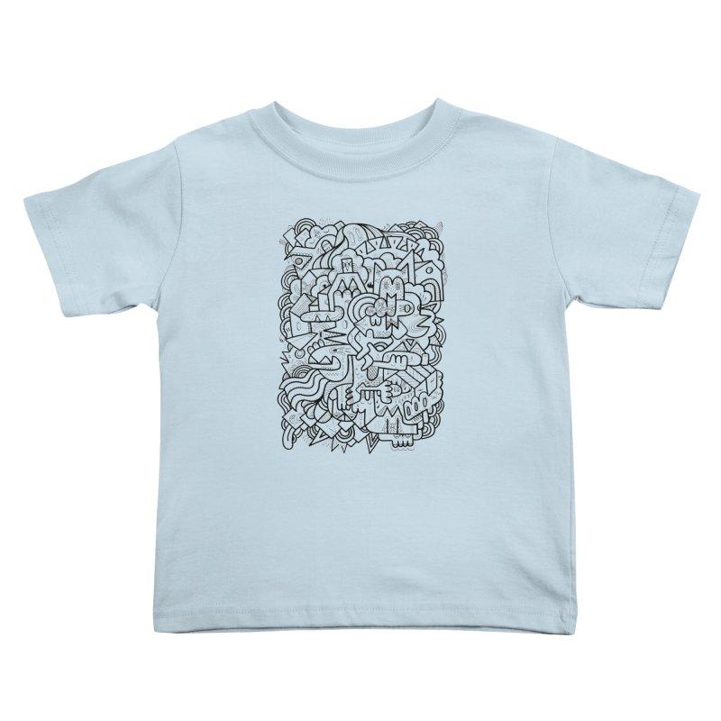They might be Kids Toddler T-Shirt by uberkraaft's Artist Shop