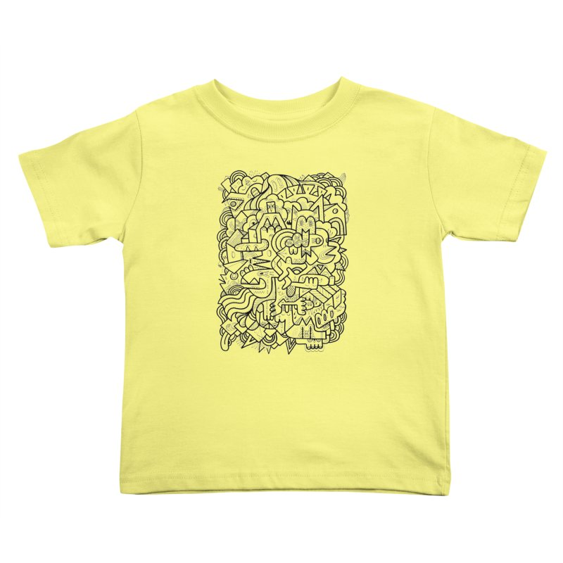 They might be Kids Toddler T-Shirt by uberkraaft's Artist Shop