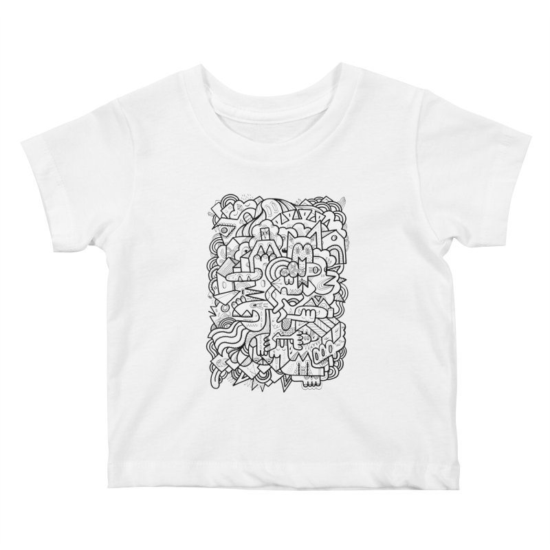 They might be Kids Baby T-Shirt by uberkraaft's Artist Shop