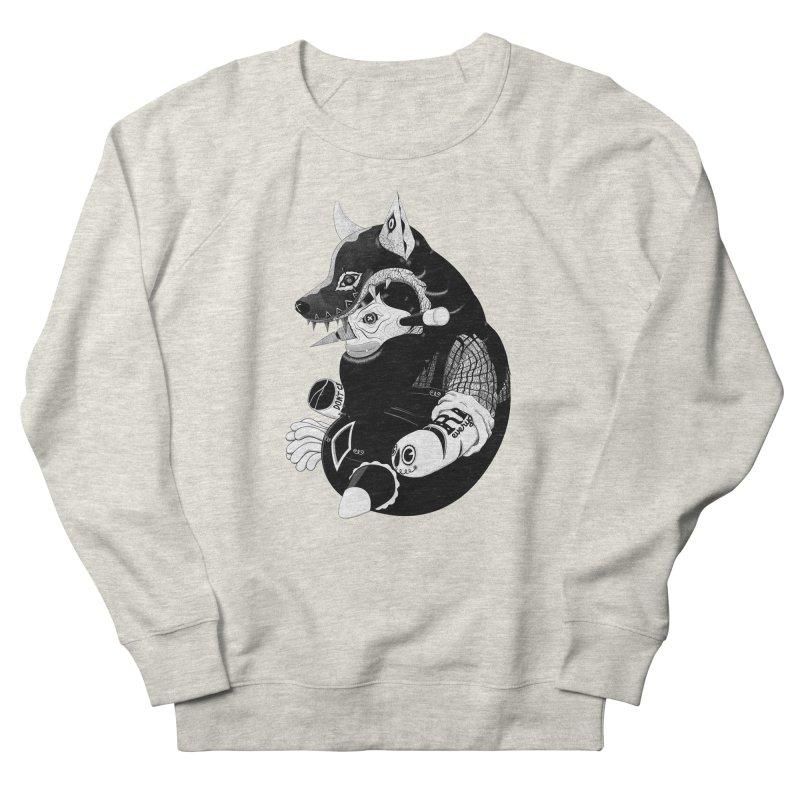 Volf Women's Sweatshirt by uberkraaft's Artist Shop