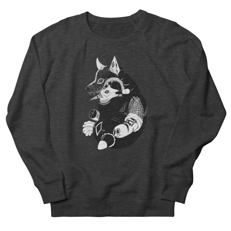 Volf Men's Sweatshirt by uberkraaft's Artist Shop