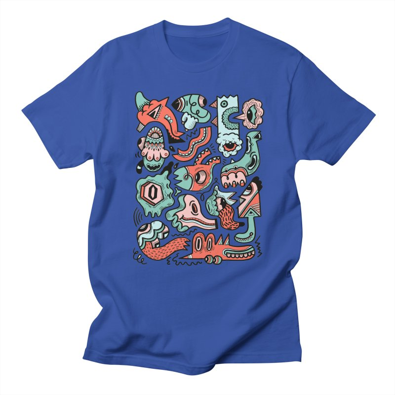 Maelstrom Men's T-Shirt by uberkraaft's Artist Shop