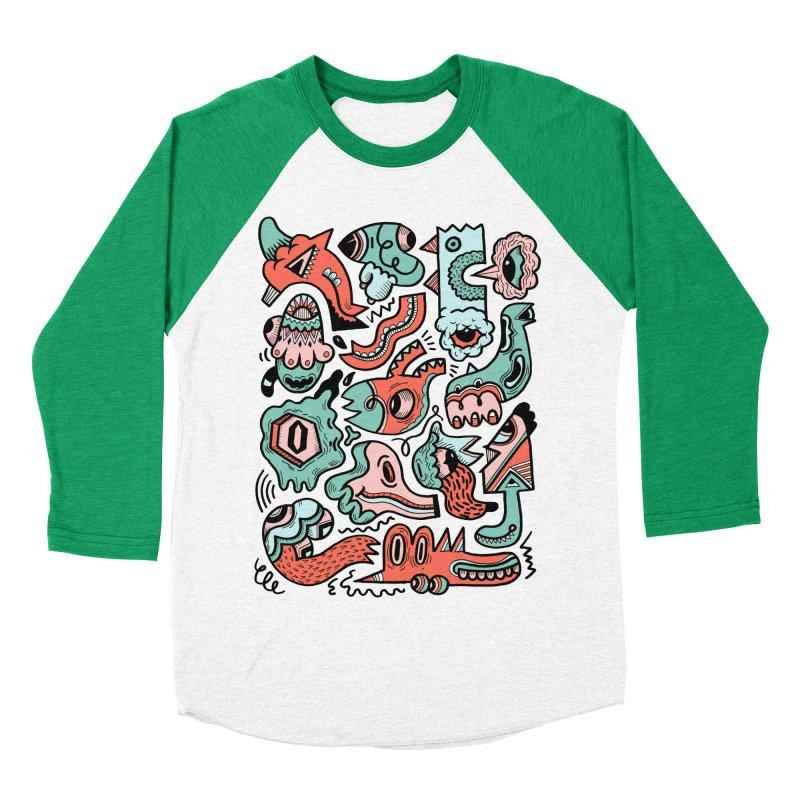 Maelstrom Women's Baseball Triblend T-Shirt by uberkraaft's Artist Shop