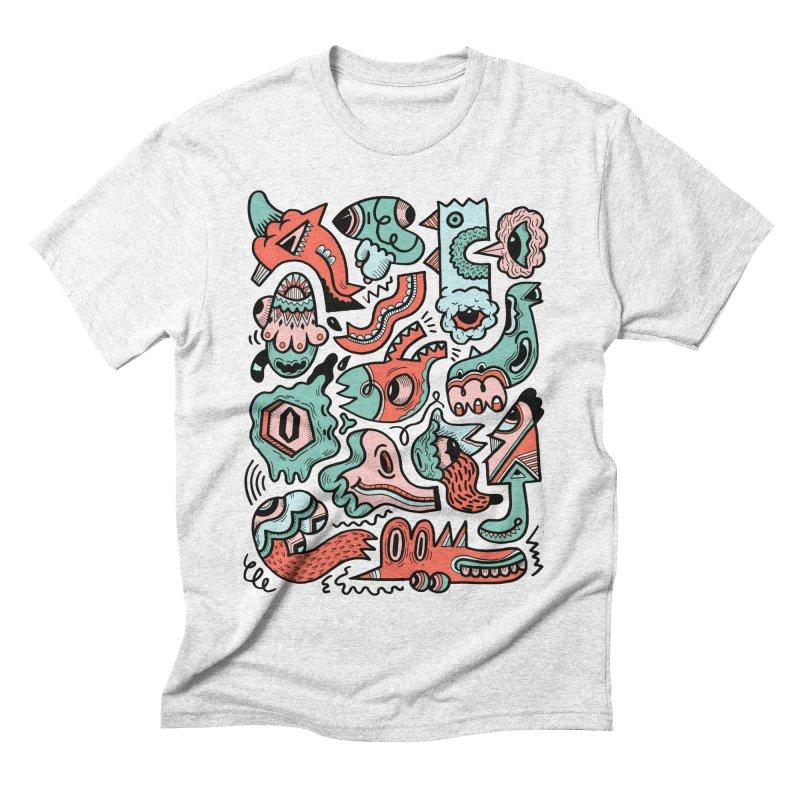 Maelstrom Men's Triblend T-shirt by uberkraaft's Artist Shop
