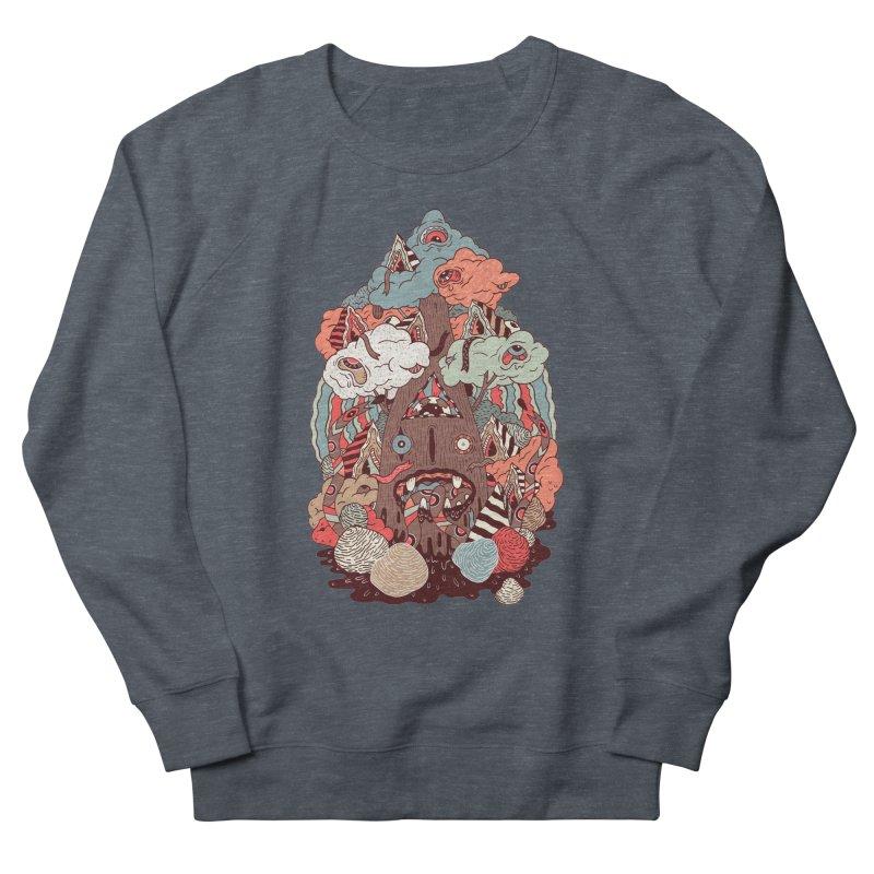 Of the forest Men's Sweatshirt by uberkraaft's Artist Shop