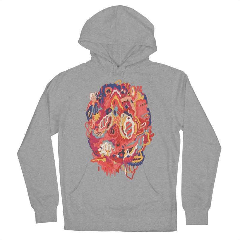 Head #32 Men's Pullover Hoody by uberkraaft's Artist Shop