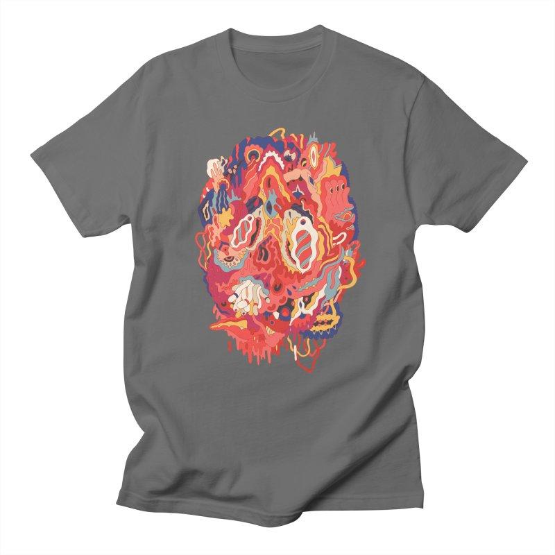 Head #32 Men's T-Shirt by uberkraaft's Artist Shop