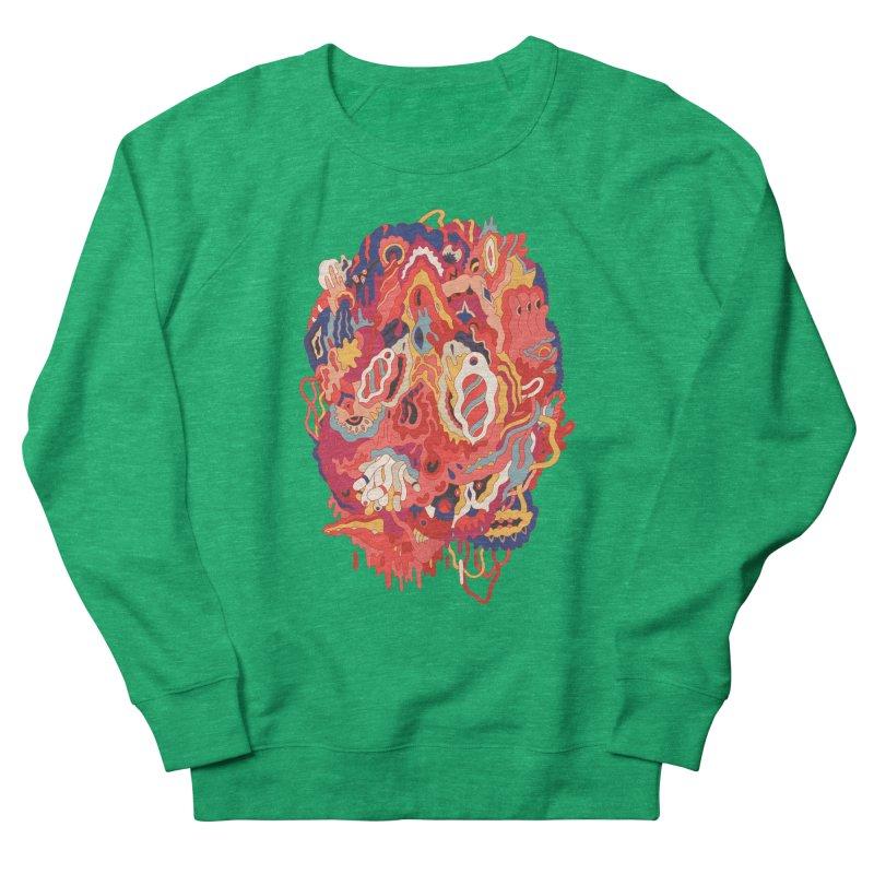 Head #32 Men's Sweatshirt by uberkraaft's Artist Shop