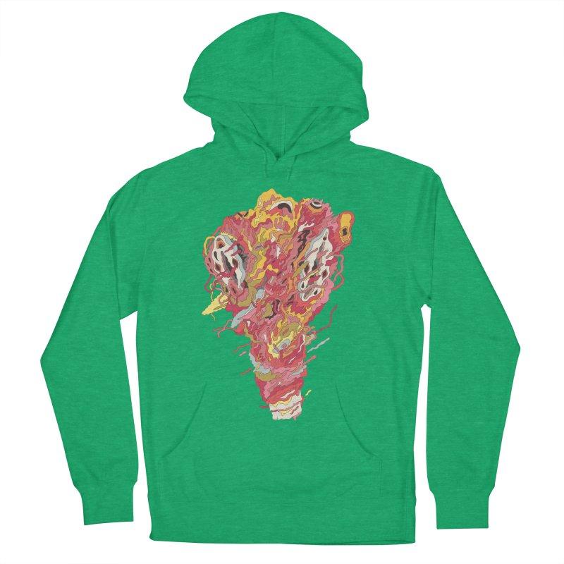 Melt! Women's Pullover Hoody by uberkraaft's Artist Shop
