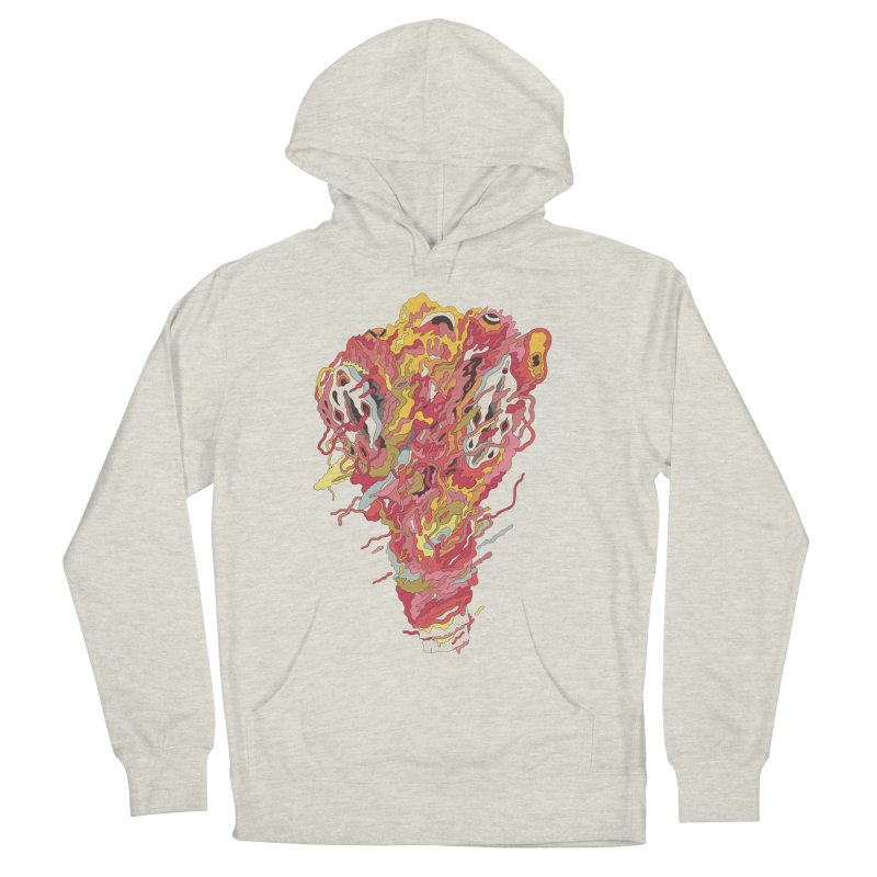 Melt! Women's Pullover Hoody by uberkraaft's Artist Shop
