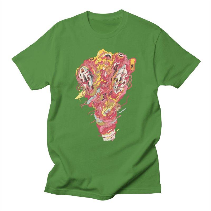 Melt! Men's T-shirt by uberkraaft's Artist Shop