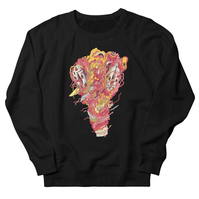 Melt! Men's Sweatshirt by uberkraaft's Artist Shop