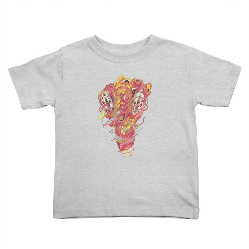 Melt! Kids Toddler T-Shirt by uberkraaft's Artist Shop