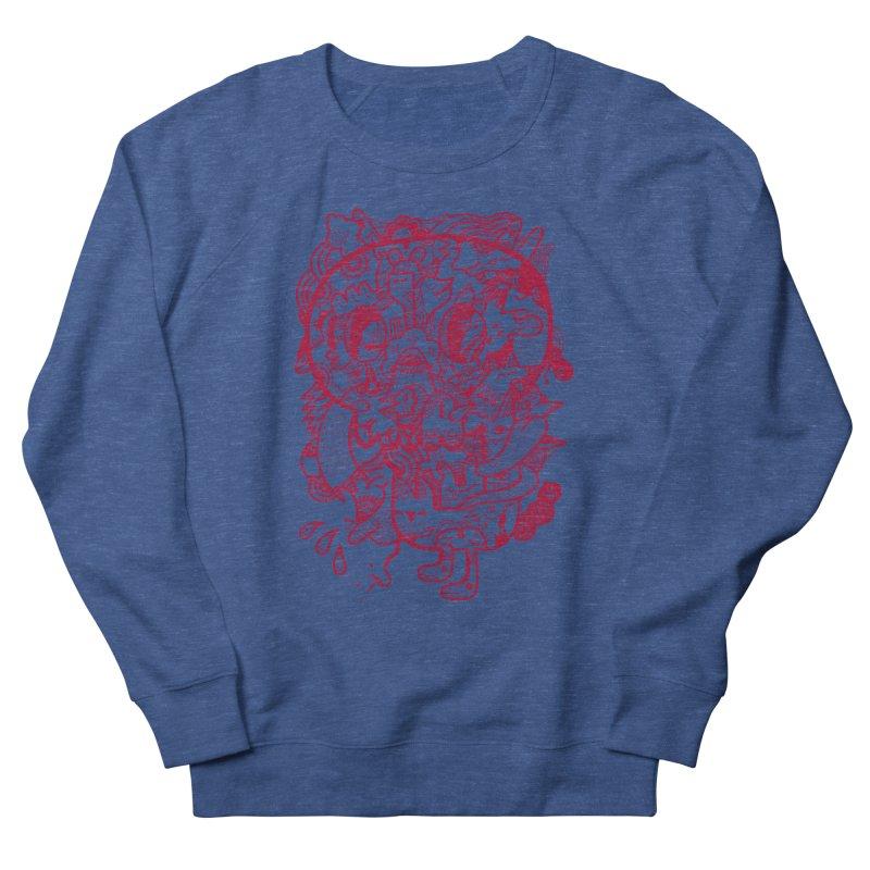 Skull Ochre Women's Sweatshirt by uberkraaft's Artist Shop