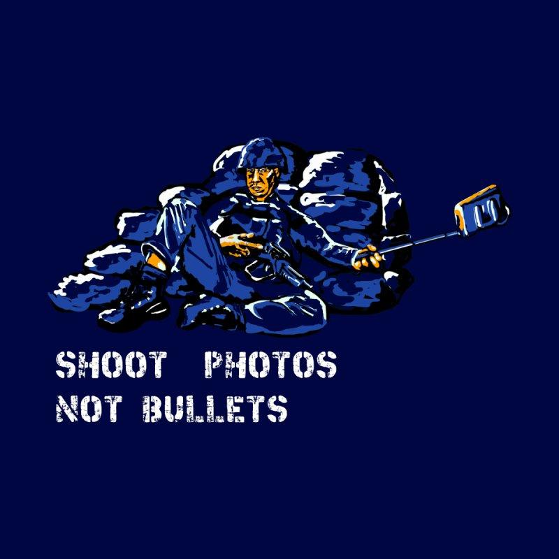 Shoot photos not bullets by U-Bot Shop