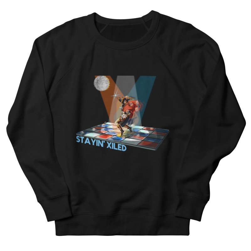 Staying Xiled Women's Sweatshirt by U-Bot Shop