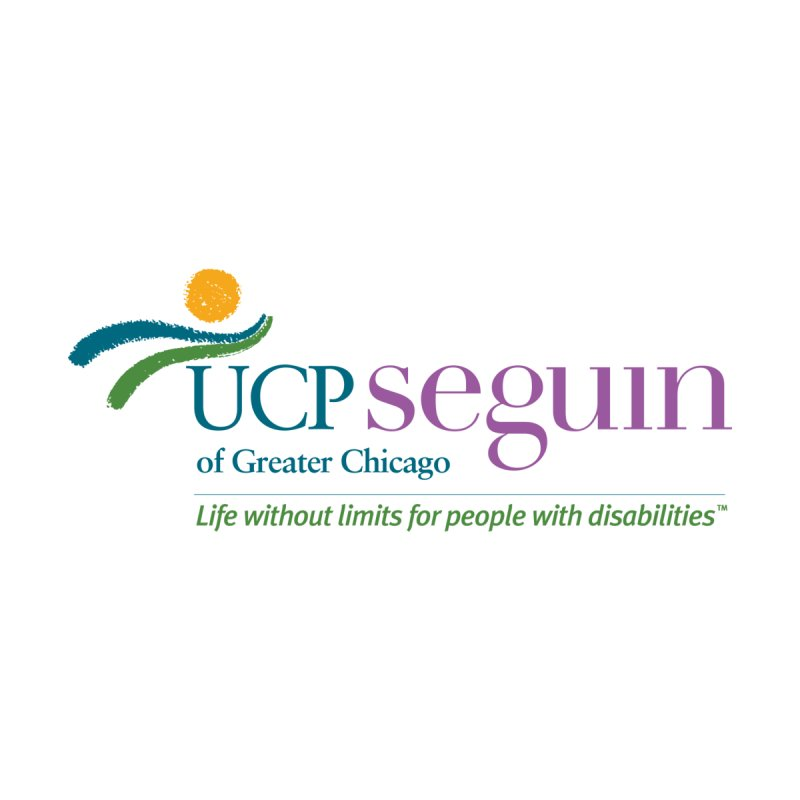 Accesories w/ Color Logo Accessories Sticker by UCP Seguin Swag Shop