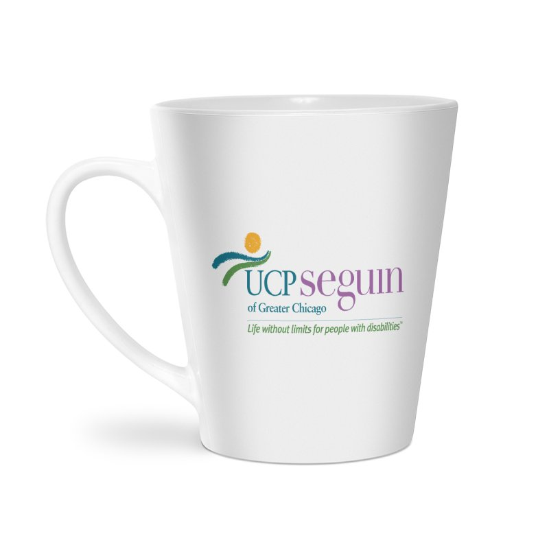 Accesories w/ Color Logo Accessories Mug by UCP Seguin Swag Shop
