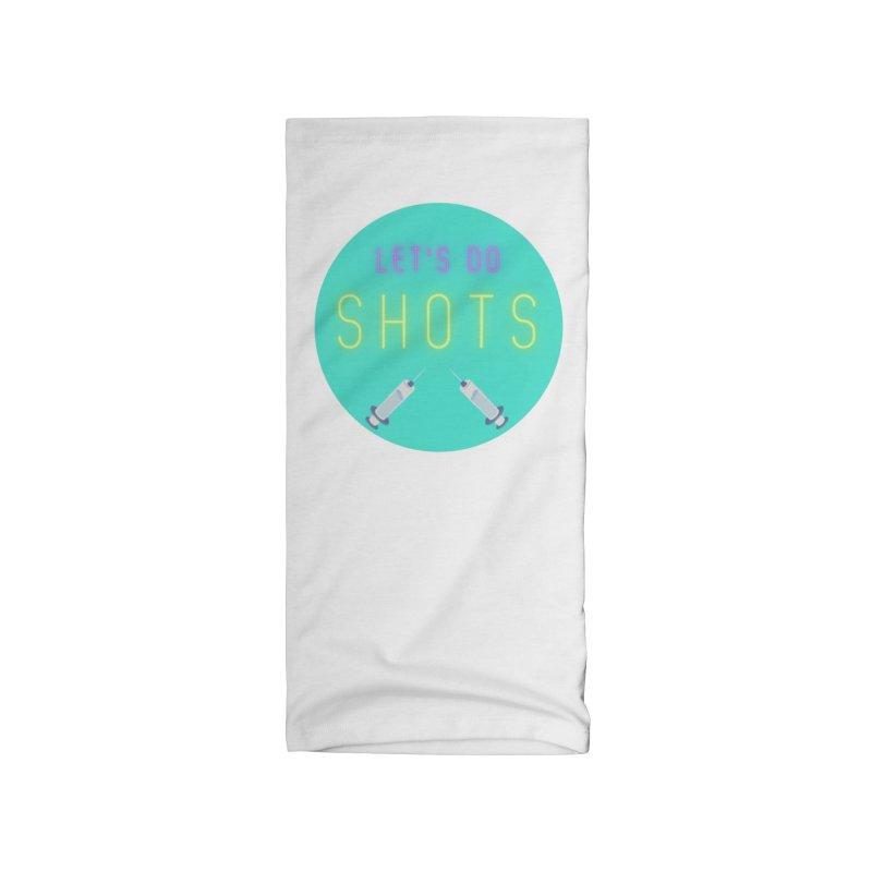 Shots Accessories Neck Gaiter by UCP Seguin Swag Shop