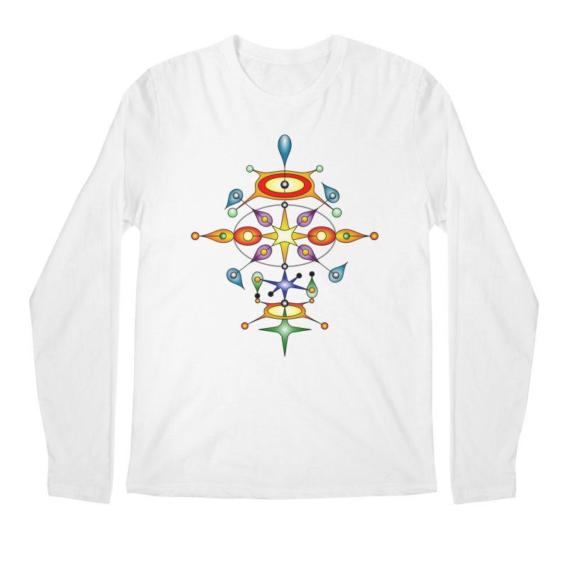 Form of universe Men's Longsleeve T-Shirt by Universe Deep Inside