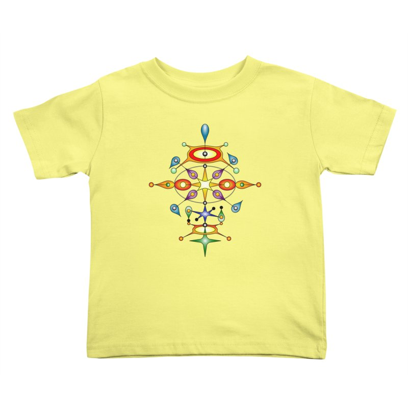 Form of universe Kids Toddler T-Shirt by Universe Deep Inside