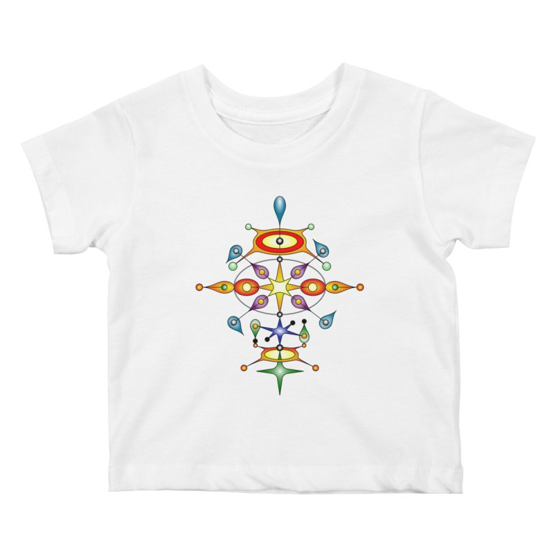 Form of universe Kids Baby T-Shirt by Universe Deep Inside