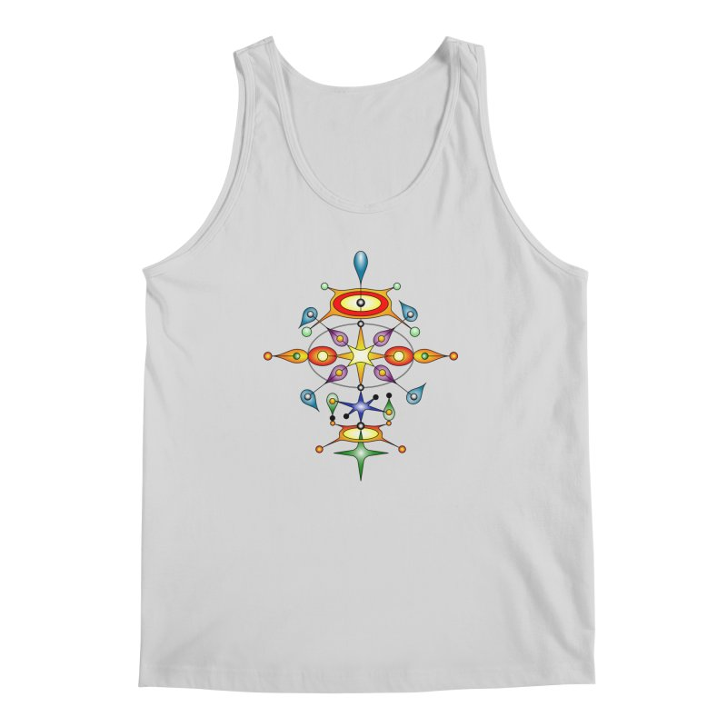 Form of universe Men's Tank by Universe Deep Inside