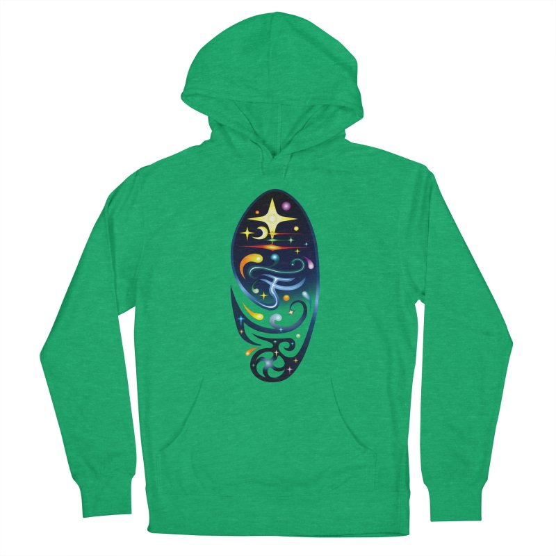 Star . Universe Women's Pullover Hoody by Universe Deep Inside