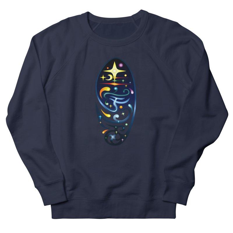 Star . Universe Men's Sweatshirt by Universe Deep Inside