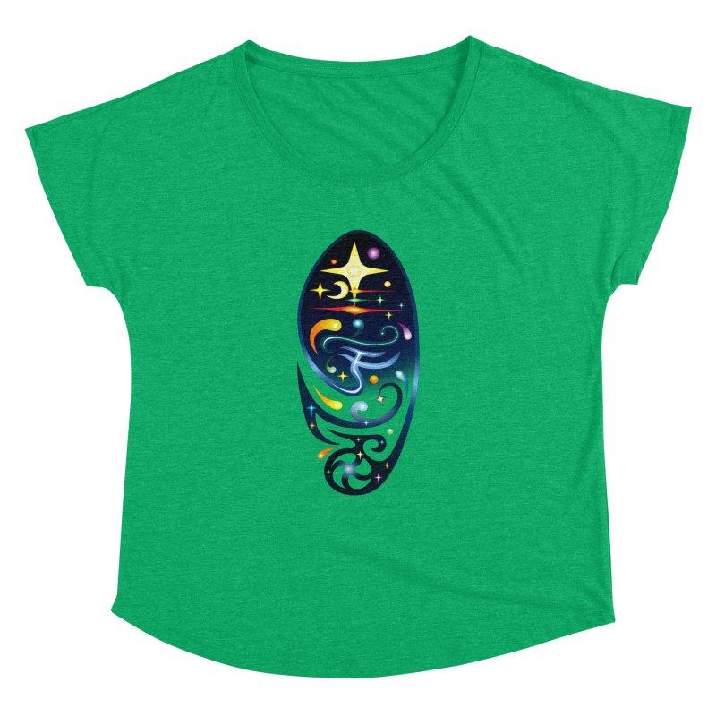 Star . Universe Women's Dolman by Universe Deep Inside