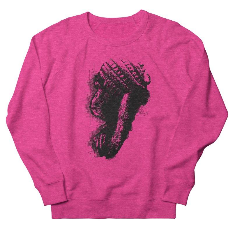 Cool Monkey Women's Sweatshirt by udegbunamtbj's Artist Shop